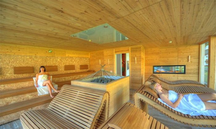 Entspannende highlights im alpenhotel kindl neustift im for Design hotel stubaital
